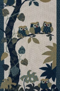 Taupe Owl Family